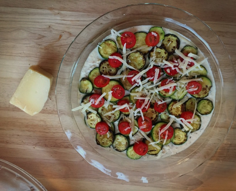 Tuna Casserole Zucchini